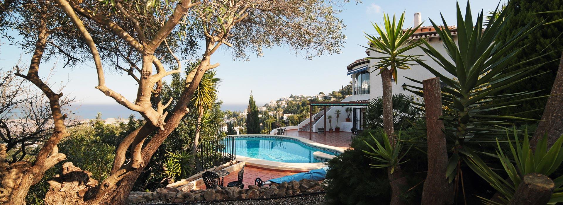 acb.immo - Belle villa de 4 chambres avec fantastique vue mer à Monte Pego, Dénia