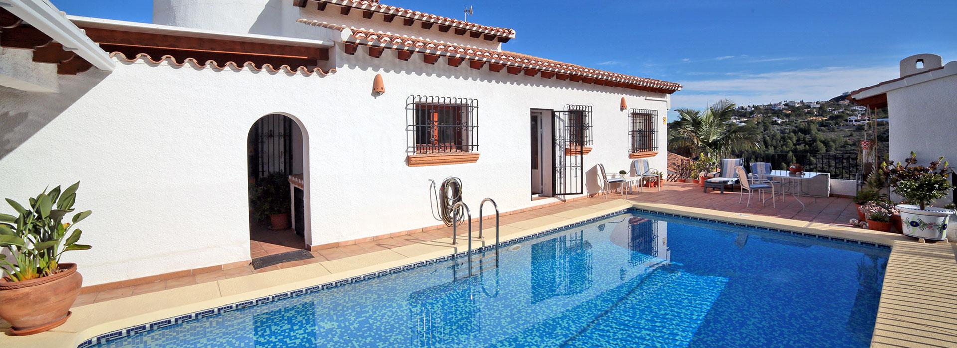 acb.immo - Villa de 3 chambres avec piscine à Monte Pego, Denia