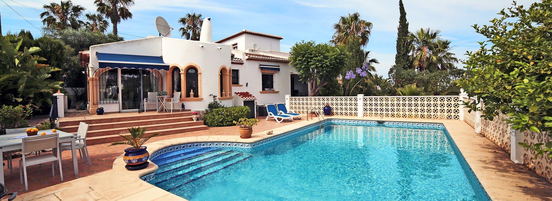 acb.immo - Villa de 4 chambres avec maison d'invités à Javea