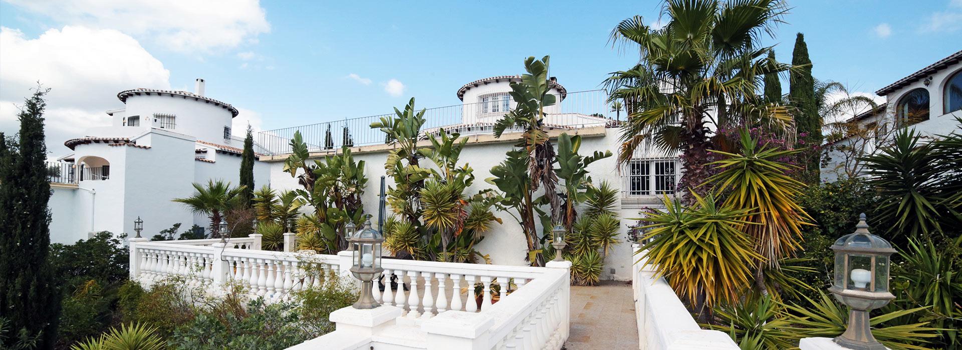 acb.immo - Villa de 6 chambres avec appartement séparé à Monte Pego, Denia