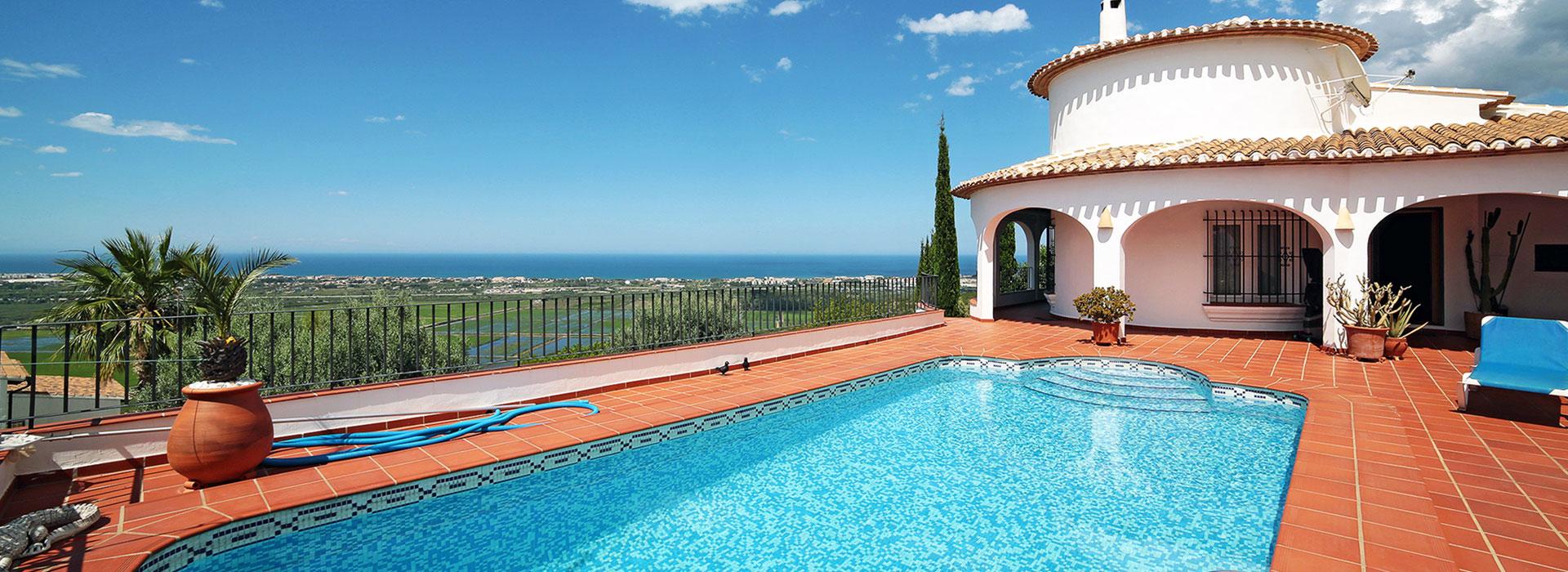 acb.immo - Villa de rêve avec superbe vue mer à Monte Pego, Denia