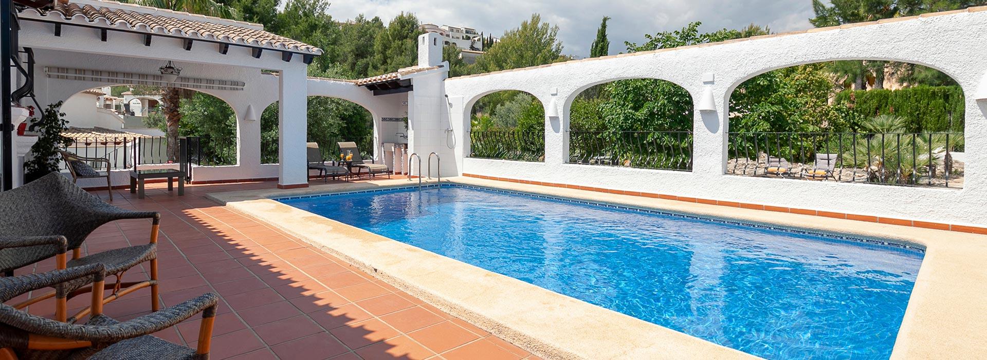 acb.immo - Villa de 5 chambres avec vue mer à Monte Pego, Denia