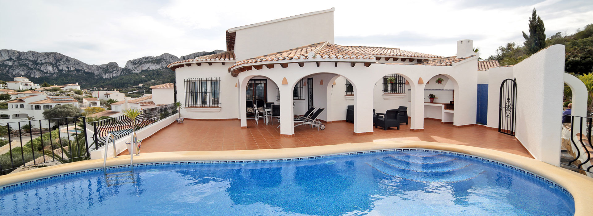 acb.immo - Magnifique villa de 6 chambres à Monte Pego, Denia