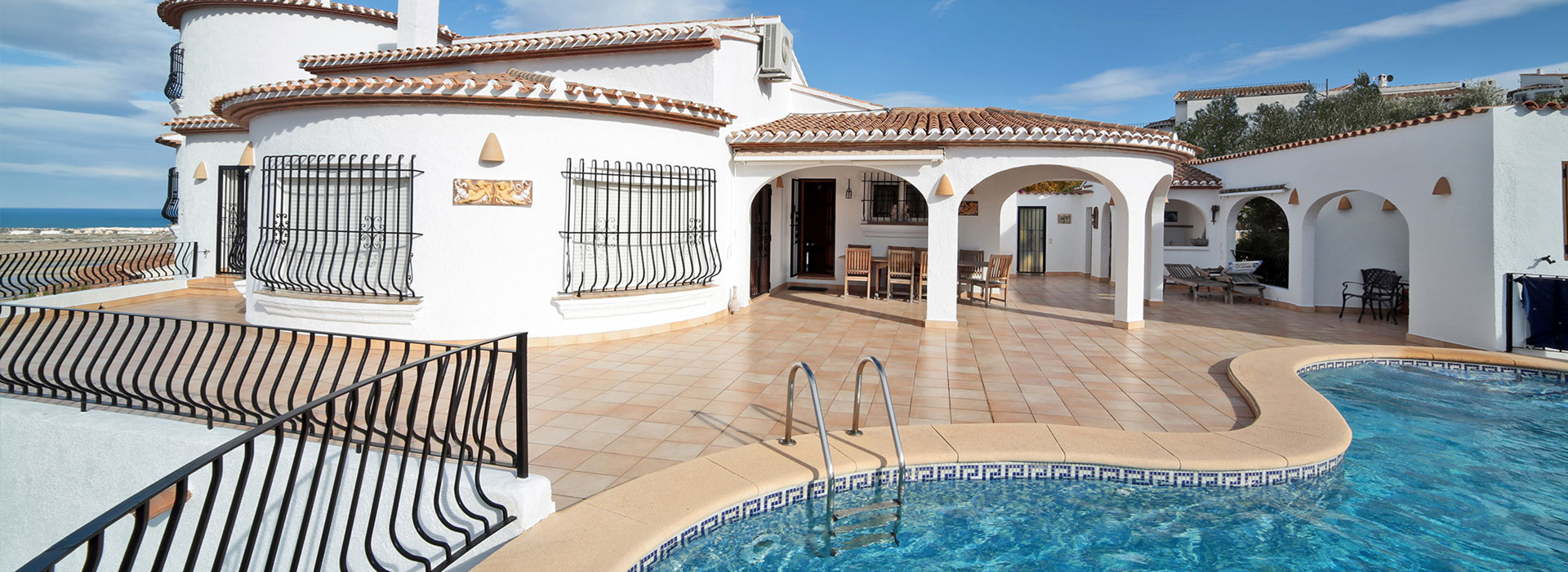 acb.immo - Grande villa de 5 chambres à Monte Pego avec appartement séparé, Denia