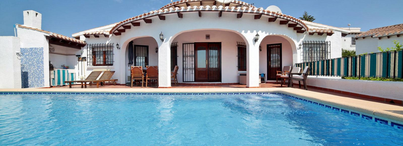 acb.immo - Villa de 3 chambres avec piscine privée à Monte Pego, Denia