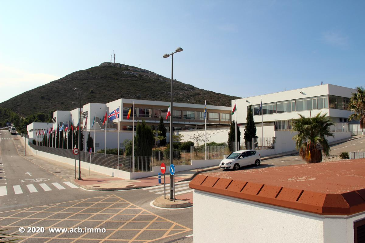 Acheter sur la Costa Blanca - Cumbre del Sol, The Lady Elizabeth School, Benitachell