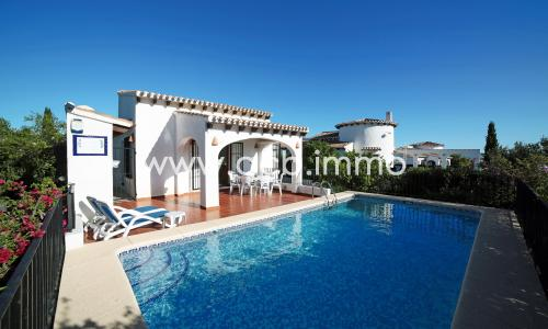 For sale 3 bedroom villa with pool in Monte Pego
