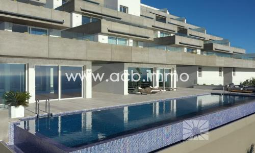 For sale appartments in Residence Blue Infinity