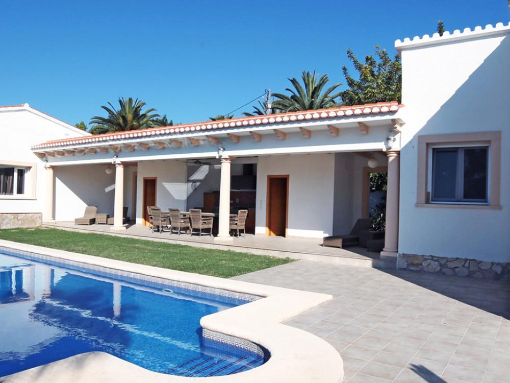acb.immo - Villa de luxe avec maison d'invités à Dénia